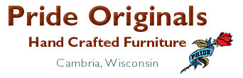 Pride Originals Hand Crafted Furniture